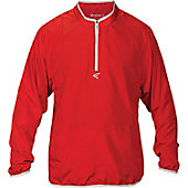 Easton M5 Cage Jacket Ls Gy