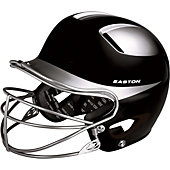 Easton Junior Natural 2-Tone  Batting Helmet with Mask
