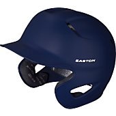 Easton Senior Stealth Grip Navy Batting Helmet