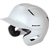 Easton Senior Stealth Grip White Batting Helmet