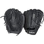 Wilson A1K B2 Black/Metallic Glove 11.75IN
