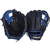 Wilson A1K DP15 Royal Blue Accents Glove 11.5IN
