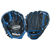 "Wilson A200 Boys 10"" Tee Ball Glove"