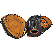 "Wilson A2000 Pro Stock Pudge 32.5"" Baseball Catcher's Mitt"