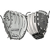 "Wilson A2000 SuperSkin Fastpitch V125 12.5"" Softball Glove"
