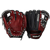 "Wilson A2000 Super Skin Series 1786 11.5"" Baseball Glove"