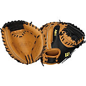 "Wilson 2014 A2K Series PUDGE 32.5"" Baseball Catcher's Mitt"