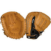 "Wilson A2K Fastpitch Series 34"" Softball Catcher's Mitt"
