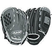"Wilson A200 Boys' 10.5"" Tee Ball Glove"