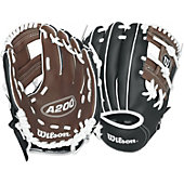 "Wilson A200 Boys' 9.5"" Tee Ball Glove"