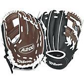 """Wilson A200 Boys' 9.5"""" Tee Ball Glove"""