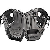 "Wilson A2000 Exclusive Gray/Black 1786 Series 11.5"" Baseball"