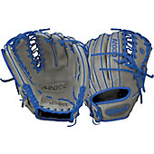 "Wilson A2000 Exclusive Gray/Royal OTIF 11.5"" Baseball Glove"