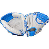Wilson A2000 Exclusive Gray/Royal Pudge 32.5 Catcher's Mitt