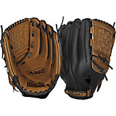 "Wilson A360 Series 12.5"" Baseball Glove"