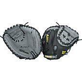 "Wilson Youth A360 Series 32.5"" Baseball Catcher's Mitt"