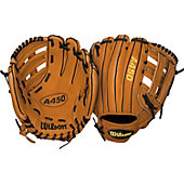 "Wilson A450 Series Wright Replica 11"" Youth Baseball Glove"