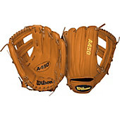 "Wilson A450 Series Longoria Replica 11.5"" Youth Baseball Glove"