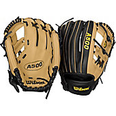 "Wilson A500 Series 11.5"" Youth Baseball Glove"