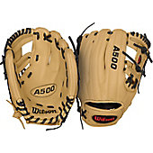 "Wilson A500 Series 11"" Youth Baseball Glove"