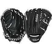 "Wilson A500 Game Soft 12"" Baseball Glove"