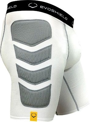 EvoShield Mens Baseball Sliding Short w Cup