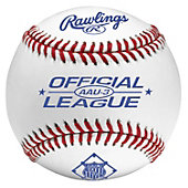 Rawlings Official AAU-3 Baseballs (Dozen)