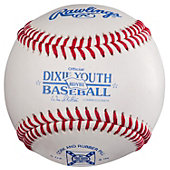 Rawlings Dixie Youth Competition Baseball (Dozen)