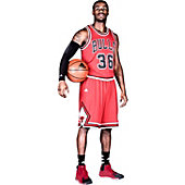 Adidas Men's Custom Bulls Basketball Shorts