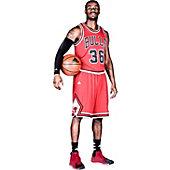 Adidas Men's Custom Bulls Basketball Shorts