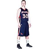 Adidas Men's Custom Hawks Basketball Jersey