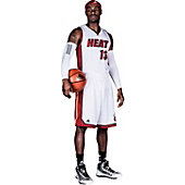 Adidas Men's Custom Heat Basketball Jersey