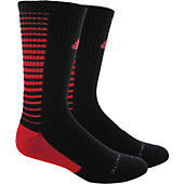 Adidas Large Team Speed Vertical Crew Socks