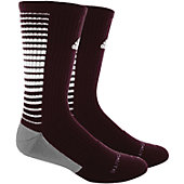 Adidas XLarge Team Speed Vertical Crew Socks
