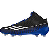 Adidas Men's Adizero 5-Star 3.0 Mid Molded Football Cleats