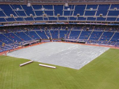 Athletic 160' Field Cover   160X160   Softball Maintenance &
