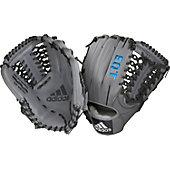 "Adidas EQT HTX Gray 11.5"" Baseball Glove"