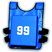 Fisher Athletic Football Strike Vest