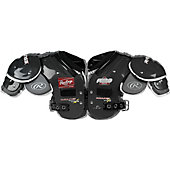 RAWLINGS AIMS QB WR DB SHOULDER PAD 13U