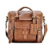 Rawlings Vegetable Tanned Leather Satchel