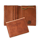 Rawlings Vegetable-Tanned Leather Legends Vintage Money Clip