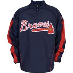 Majestic Men's MLB Cool Base Gamer Jacket