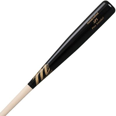 Marucci Albert Pujols AP5 Pro Maple Natural/Black Wood Baseball Bat