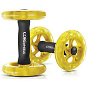 SKLZ COREwheels Dynamic Core Strength Trainer