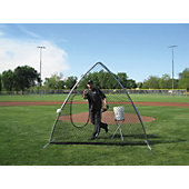 Morrow A-Screen Protective Fastpitch Pitching Screen