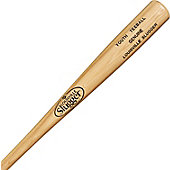 Louisville Slugger Ash Wood Tee Ball Baseball Bat