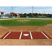 ProMounds Pro Softball Lined 7 X 12 Batting Mat