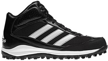 adidas s turf hog lx mid rubber cleats softball