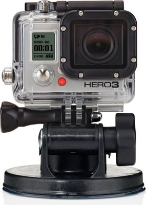 GoPro Suction Cup Mount AUCMT302