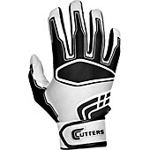 Cutters Prime Command Baseball Batting Gloves